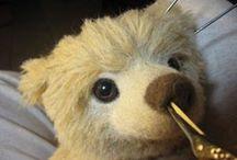 wool needling tutorials