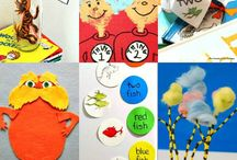 Dr Seuss for Preschool / by Kristina @ Toddler Approved