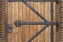 Wooden Doors & Gates / by Terry Markle