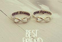 Best Friend Rings