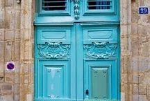 Beautiful and Bright Doors