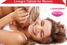 Lovegra Tablets / Lovegra tablets or female Viagra by Ajanta pharmacy treat female sexual dysfunction effectively by providing enough lubrication, increased libido and sexual desire. Click at http://www.kamagra100.com/lovegratablets.asp