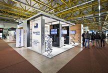 Piscine Castiglione - Forum Piscine / Act Events Allestimenti fieristici Exhibition stand display