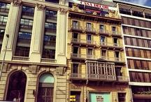 #Barcelona Paseo Gracia
