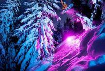 Snowboarding♡