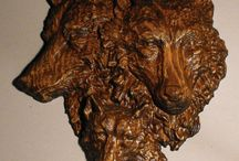 Art made from wood / Check out this awesome array of artwork sculpted, crafted, or carved from wood! Have something that should be here? Tell us http://www.twitter.com/micedarproducts or http://www.michigancedarproducts.com