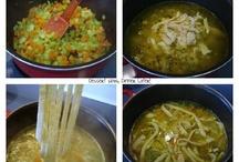 Homemade Noodles / by Karen Pollard