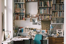 Studio Spaces / by Joey Parlett