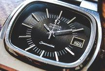 OMEGA Watches / Omega Uhren