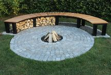 Garten Feuerstelle