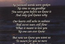 Poem for aunt lost