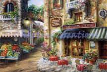 Nicky Boehme / Charts featuring the art of Nicky Boehm