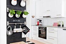 Koken en dineren / Interieurinspiratie voor keukens en eetkamers geselecteerd door Designaresse