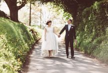 Bespoke SOMD collection... / Our first ever bespoke gown, polka dot tulle, high low hem!