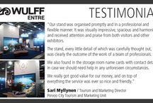TESTIMONIALS / Feedback from our clients
