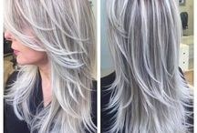 Platinum & grey