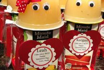 Pre-School Valentine's Day Gifts