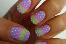 Nails Easter / Идеи к пасхе