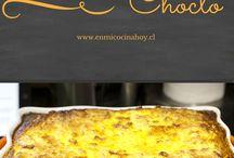 choclos