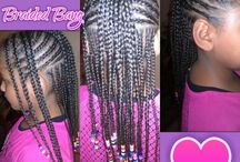 Braids For Little Girls / All My Hairstyles I've Done(Well Some)
