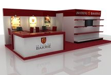 jasa stand pameran | backdrop | exhibition