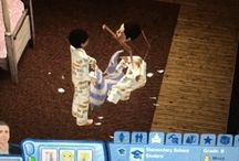 funny sims