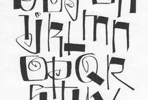 Letters / ABCs