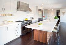 y-INTERIORS-KITCHEN / by kate jordan