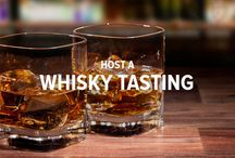 "Host a Whisky Tasting / A good quality whisky can always be enjoyed ""neat"" - that is, with no mix of any kind. But just because you use whisky in a cocktail doesn't mean you're hiding its complexity. So gather some friends, and spend a little time experimenting with whisky cocktails that will appeal to the newbie as well the expert."