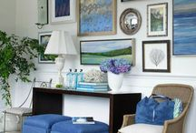 beautiful blue rooms