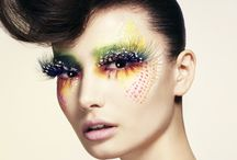Inspiration  / For Hair, Make-Up and Photo Shoots