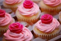 Cupcakes / Fuente de inspiración para cocinar cupcakes, ¡ricas y bonitas!