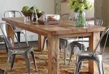 dining room / by Darcey Clevenger