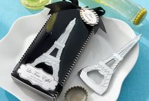 Paris & French Favors / Paris and French inspired favors / by mochabride