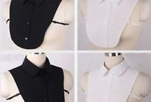 sewing dicky collar