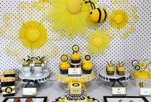 Fiesta abeja maya