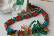 Bijuterii spectaculoase cu furnituri Nikolla / Creatii handmade cu furnituri din magazinul nostru