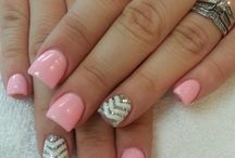 Nails / by Hefziba Benitez