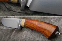 Knivar + knivfodral