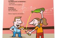 Agenda / Astebururako planik behar? ¿Quieres un plan para el finde? Bons plans pour le week-end