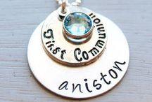 first communion / by Jen Read