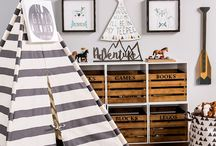 • Children's Bedrooms •