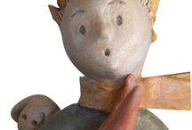 Formation gratuite créer la sculpture du Petit Prince