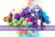Yarn threads and fibers
