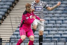 Airdrieonians 6 Aug 16 / Pictures from the SPFL League One game between Queen's Park and Airdrieonians. Match played at Hampden Park on Saturday 6 August 2016. Airdrieonians won the game 3-1.