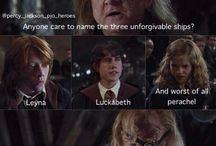 PJO & Harry Potter