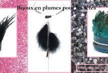 Bijoux et accessoires fêtes