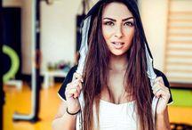 Timea Trajteľová (fitness model)