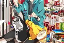 guitara boy