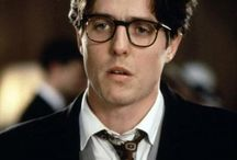 Hugh Grant's glasses